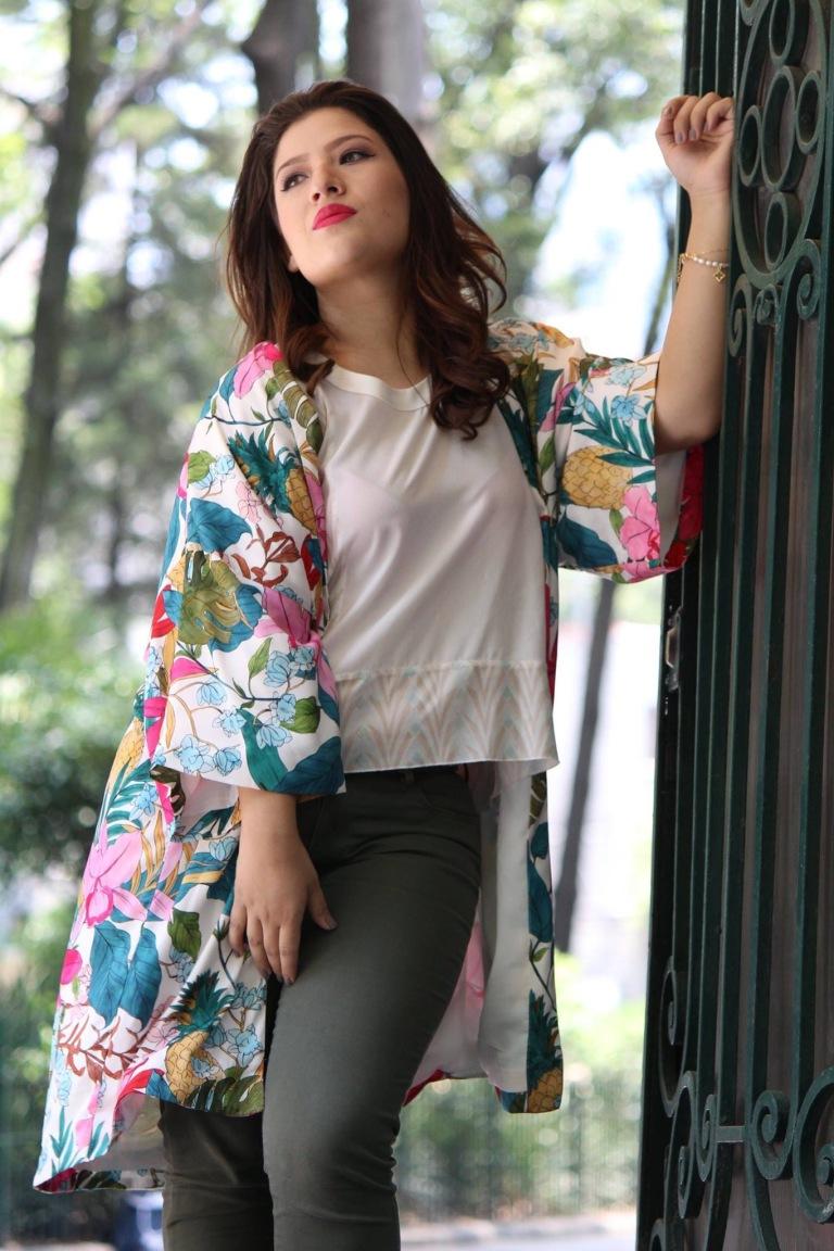 flower-print-kimono